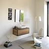 Εικόνα από Νιπτήρας Μπάνιου Scarabeo Glam 1804-301 56x39cm Λευκό Ματ