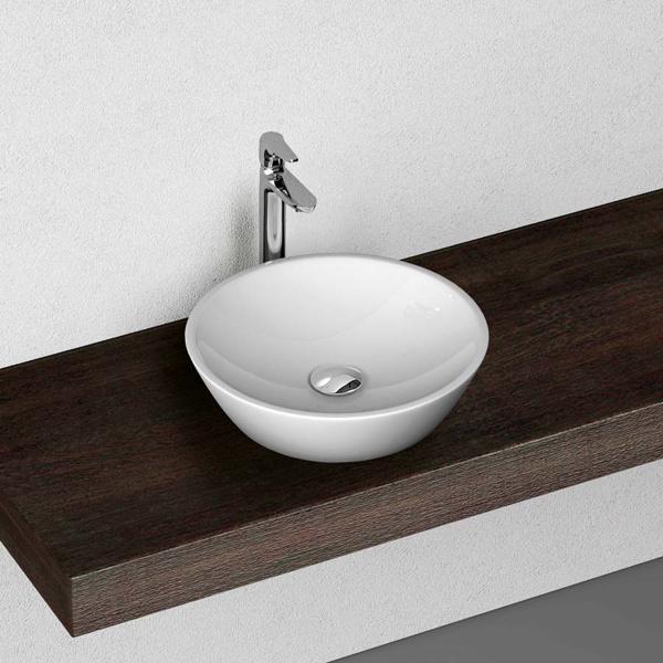 Εικόνα από Νιπτήρας Μπάνιου Bianco Ceramica 33010 Ø45cm