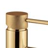 Εικόνα από Μίκτης Εντοιχισμού 2 Εξόδων Armando Vicario Industrial 512050D-201 Brushed Gold