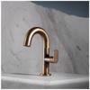 Εικόνα από Μπαταρία Νιπτήρος Armando Vicario Slim 500010-221 Antique Brass