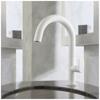 Εικόνα από Μπαταρία Νιπτήρος Μεσαίου Ύψους Armando Vicario Slim 500040-300 White Matt
