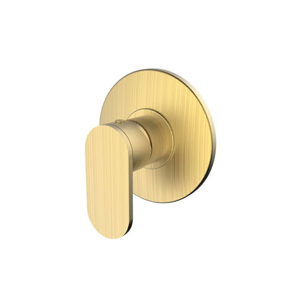 Εικόνα από Μίκτης Εντοιχισμού 1 Εξόδου Armando Vicario Slim 500050-201 Brushed Gold