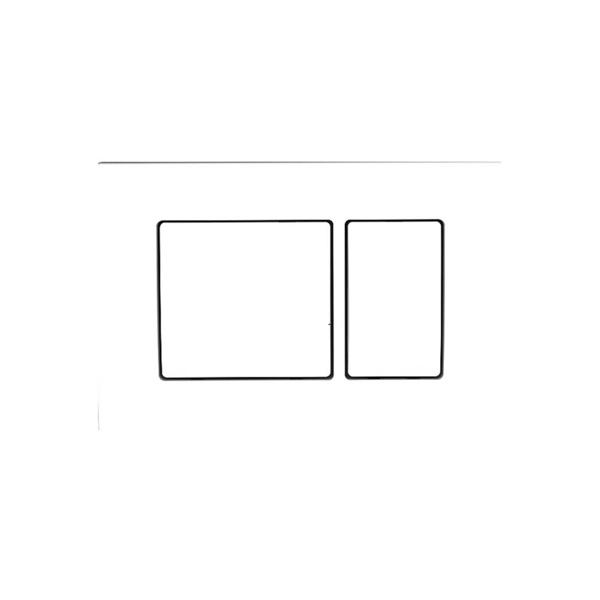 Εικόνα από Πλακέτα Χειρισμού Bocchi Key B100-300 Λευκό
