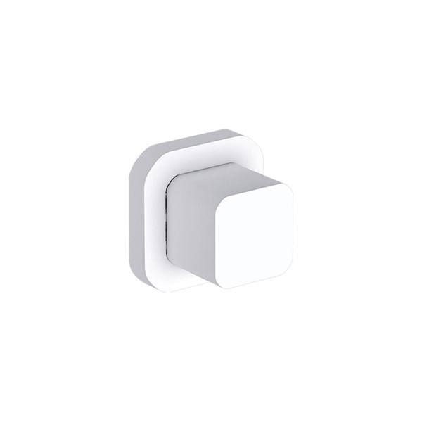 Εικόνα από Εκτροπέας Εντοιχισμού 3 Εξόδων Eurorama Quadra R4758-300 White Matt