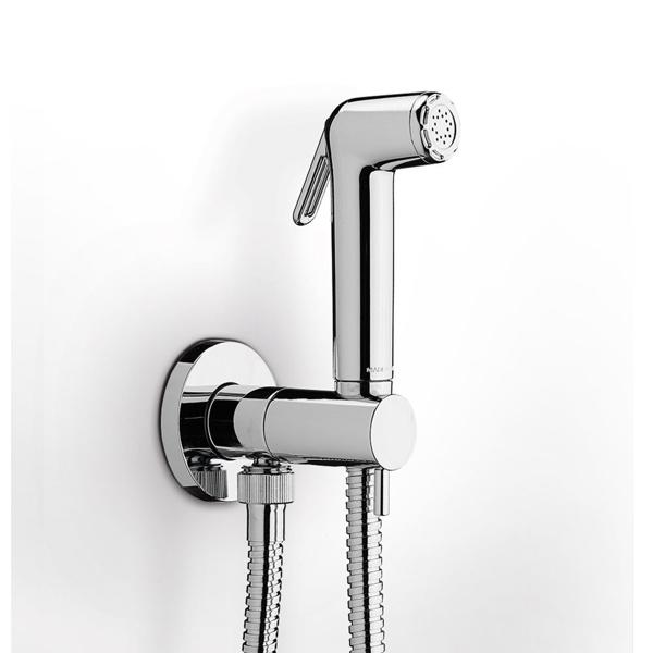 Εικόνα από Εντοιχιζόμενη Παροχή Με Ντουζάκι Για Μπιντέ Flush 1 E136004-100
