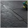 Εικόνα από Κανάλι Ντους Wirquin Venisio Slim VS300 30cm Inox
