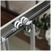 Εικόνα από Καμπίνα Ντουσιέρας Axis Slider 1+1 SLX130F-100 127-131cm Fabric