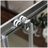 Εικόνα από Καμπίνα Ντουσιέρας Axis Slider 2+2 SL2X170C-100 167-171cm Clean Glass