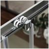 Εικόνα από Καμπίνα Ντουσιέρας Axis Slider 2+2 SL2X180C-100 177-181cm Clean Glass
