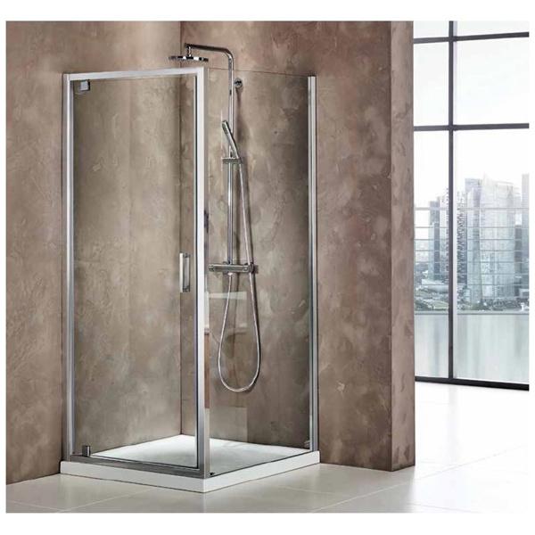 Εικόνα από Καμπίνα Ντουσιέρας Axis Pivot PX90C-100 87-91cm Clean Glass