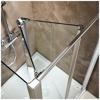 Εικόνα από Καμπίνα Ντουσιέρας Devon Primus Plus Bi-fold BI072T-100 67,5-71,5cm Clear