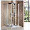 Εικόνα από Καμπίνα Ντουσιέρας Devon Primus Plus Corner Entry  CT100C-100 100x100cm Clean Glass