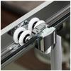 Εικόνα από Καμπίνα Ντουσιέρας Axis Corner Entry  CX90F-100 90x90cm Fabric