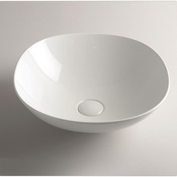 Εικόνα από Νιπτήρας Μπάνιου Valdama Pod POL01A 42x42cm