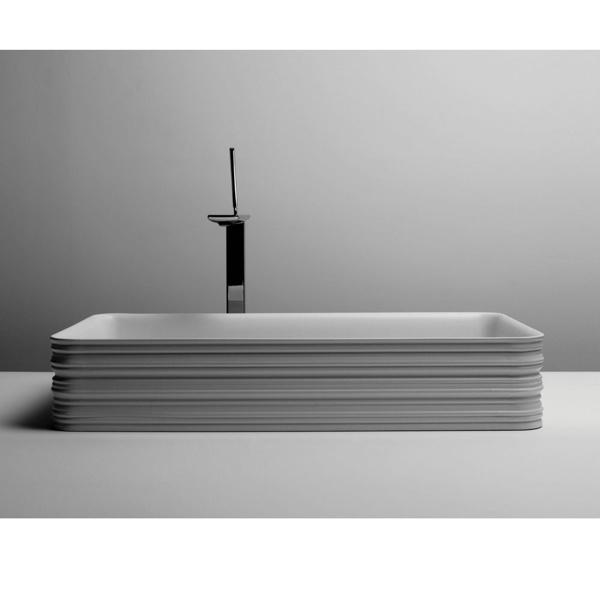 Εικόνα από Νιπτήρας Μπάνιου Valdama Trace TRL03A 65x38cm