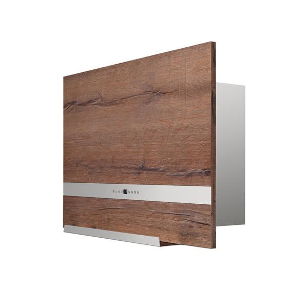 Εικόνα από Απορροφητήρας Franke Wood Flat 800 Aged Oak Καμινάδα 80cm 3105001037