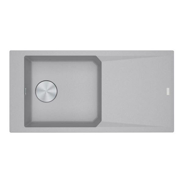 Εικόνα από Νεροχύτης Franke FX FXG 611-100 (100x50) Metallic Platinum 3142101166