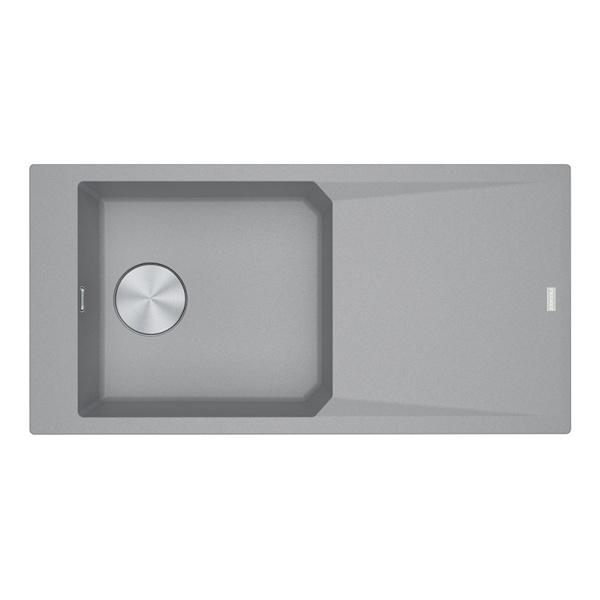 Εικόνα από Νεροχύτης Franke FX FXG 611-100 (100x50) Stone Grey 3142101168