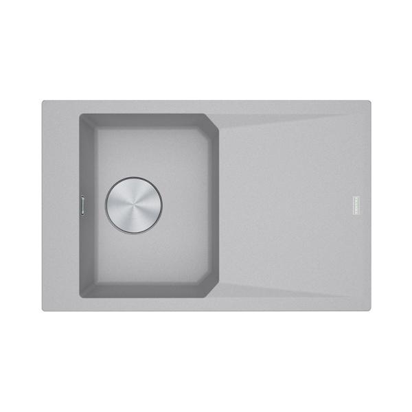 Εικόνα από Νεροχύτης Franke FX FXG 611-78 (78x50) Metallic Platinum 3142101144