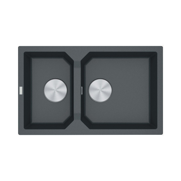 Εικόνα από Νεροχύτης Franke FX FXG 620 (81,5x50) Metallic Graphite 3142101184