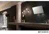 Εικόνα από Απορροφητήρας Faber Glam-Light EVO WH/WG A80  Καμινάδα 80cm
