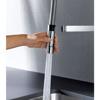 Εικόνα από Μπαταρία Κουζίνας Blanco Culina-S 517598 Ντους Με Μαγνητική Επαφή Stainless Steel Finish