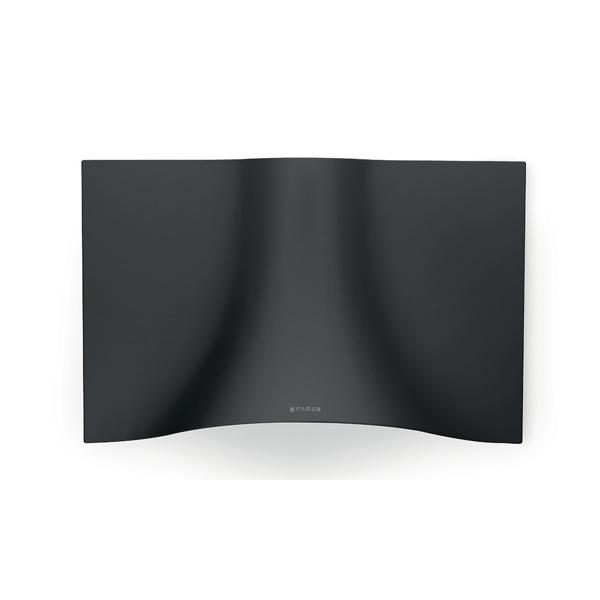Εικόνα από Απορροφητήρας Faber VEIL BK A90 Καμινάδα 90cm Black 110.0324.954