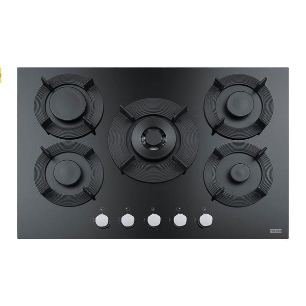 Εικόνα από Αυτόνομη Εστία Αερίου Franke Maris FHMF 755 4G DC C BK Μαύρο Κρύσταλλο 3065101009