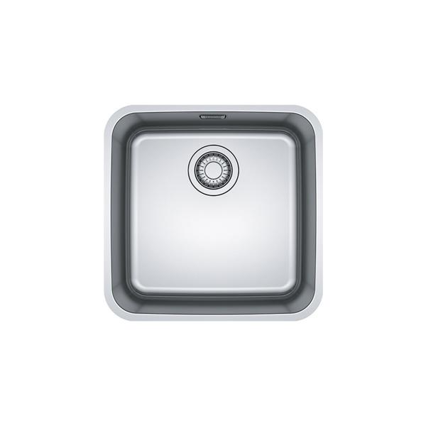 Εικόνα από Νεροχύτης Υποκαθήμενος Franke Bell BCX 110-42 TL  (45x44,5) Λείος Inox 3011850113