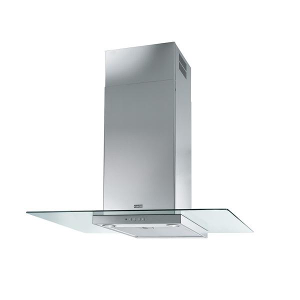 Εικόνα από Απορροφητήρας Franke New Perfect Glass FGL 925 XS NP Inox Καμινάδα 90cm 3105001042
