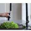 Εικόνα από Μπαταρία Κουζίνας Franke Maris Free Ντους Black Matt 3155001035