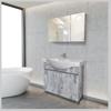 Εικόνα από Έπιπλο Μπάνιου Design No76 60cm