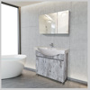 Εικόνα από Έπιπλο Μπάνιου Design No76 80cm