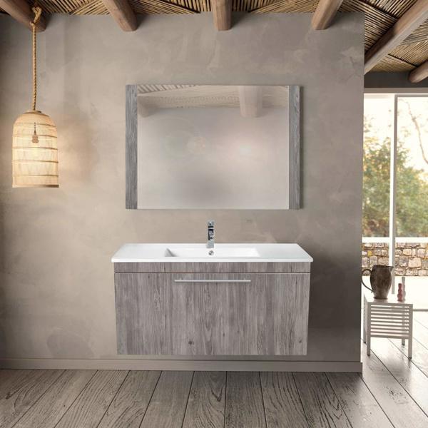 Εικόνα από Έπιπλο Μπάνιου Design No72 80cm