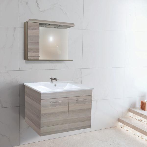 Εικόνα από Έπιπλο Μπάνιου Design No67 80cm
