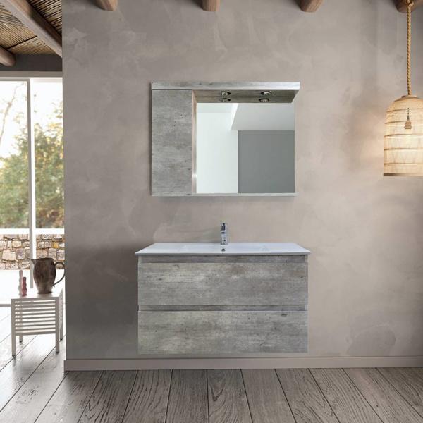 Εικόνα από Έπιπλο Μπάνιου Design No65 100cm