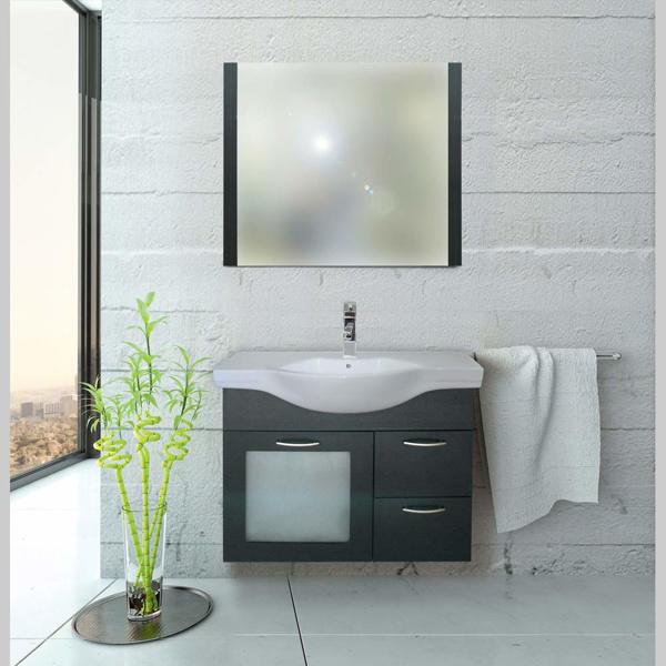 Εικόνα από Έπιπλο Μπάνιου Design No80 80cm