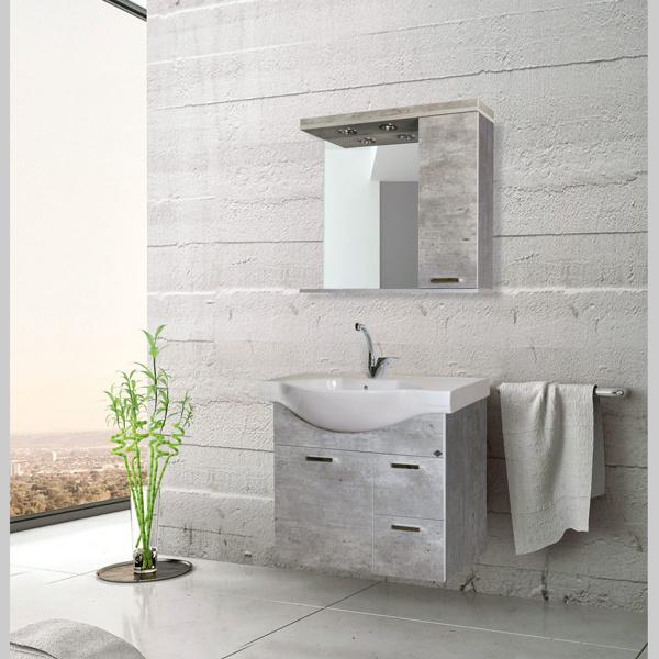 Εικόνα από Έπιπλο Μπάνιου Design No79 80cm