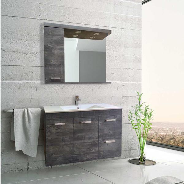Εικόνα από Έπιπλο Μπάνιου Design No63 100cm