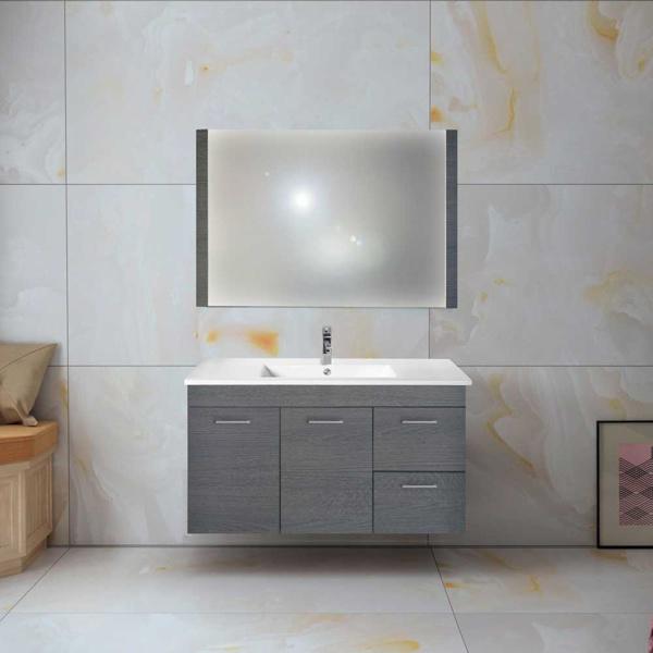 Εικόνα από Έπιπλο Μπάνιου Design No61 100cm