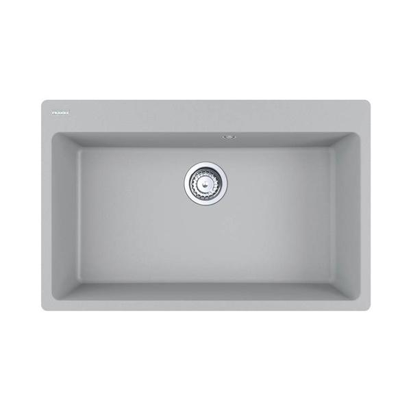 Εικόνα από Νεροχύτης Franke Centro CNG 610/210-73 (78x50) Metallic Platinum 3149000128